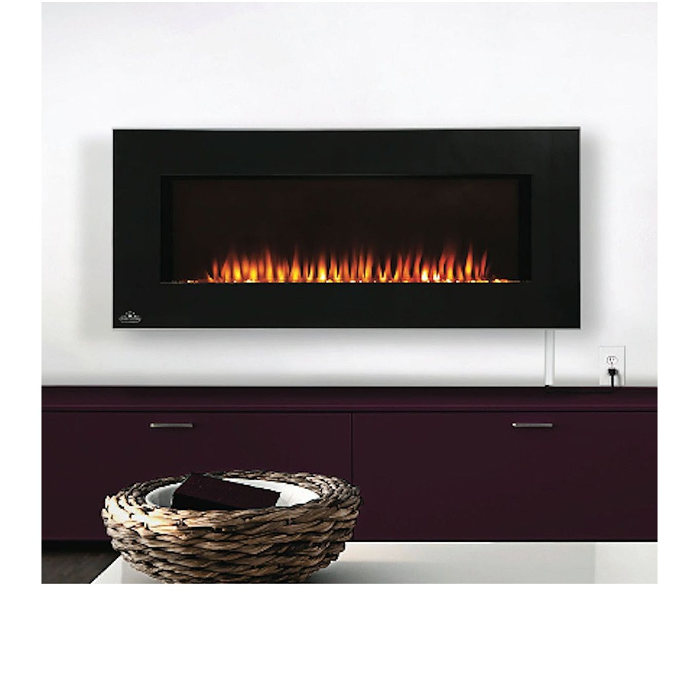 Napoleon Linear Series Electric Fireplace AZURE42 – MTC