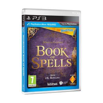 Playstation 3 Wonderbook Book Of Spells