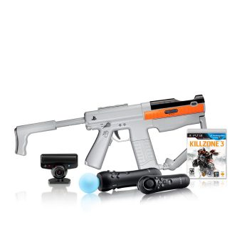 Sony Playstation 3 Sharpshooter Killzone 3 Bundle