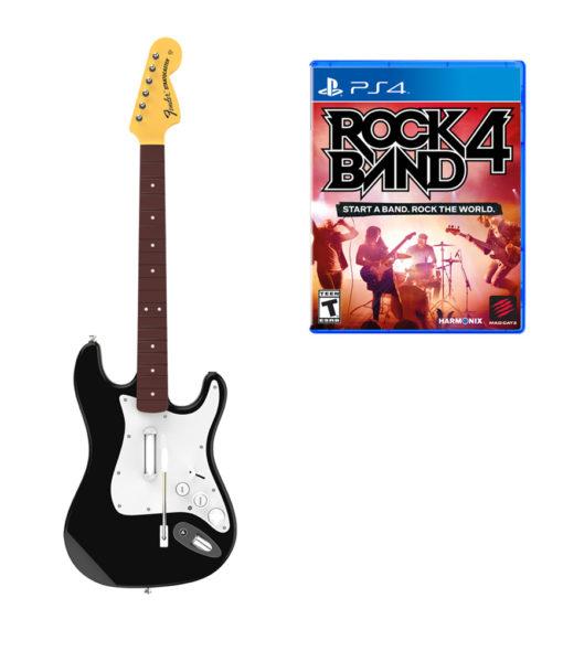Rock Band 4 Guitar Bundle (PS4) RB4912610S02