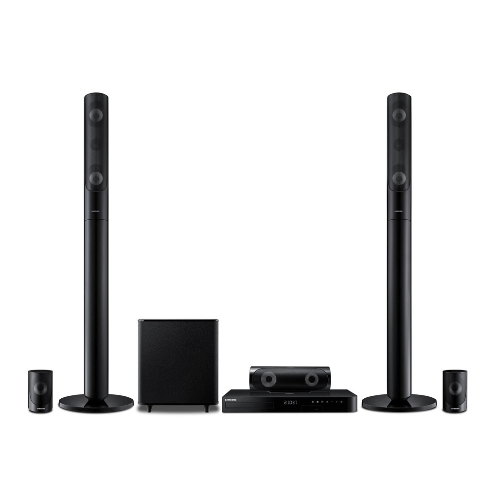samsung 1000w 5 1 channel 3d blu ray home entertainment system ht j5530 mtc factory outlet. Black Bedroom Furniture Sets. Home Design Ideas