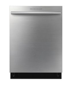 Samsung 46 dBA Dishwasher Stainless Steel DW80F800UWS
