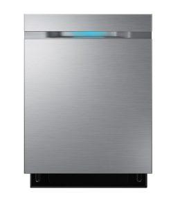 Samsung 40 dBA Waterwall Dishwasher Stainless Steel DW80H9970US