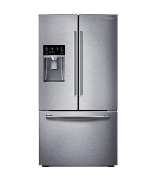 Samsung 23 cu.ft 3-Door French Door Refrigerator SS RF23HCEDBSR