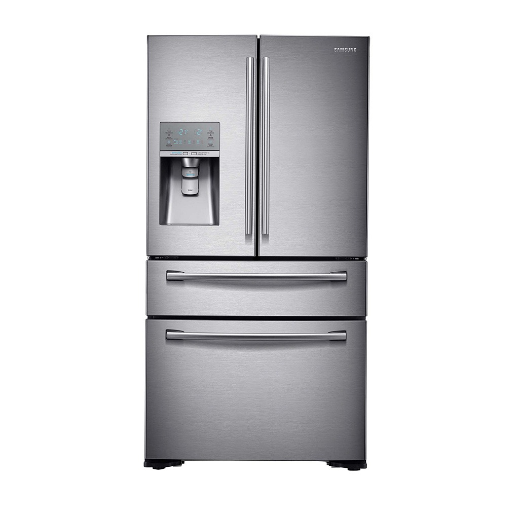 Samsung 22 6 Cu Ft 4 Door Refrigerator Ss Counter Depth