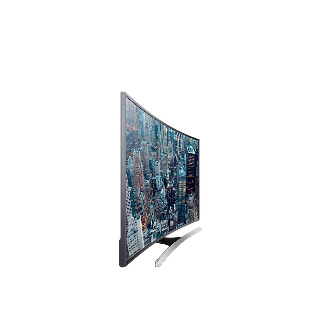 Samsung 55 curved 4k ultra high definition tv un55ju7500 mtc factory outlet - Ultra high def tv prank ...
