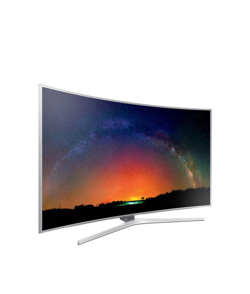 "Samsung 65"" 4K Ultra HD 3D Curved LED Tizen Smart TV UN65JS9000F"