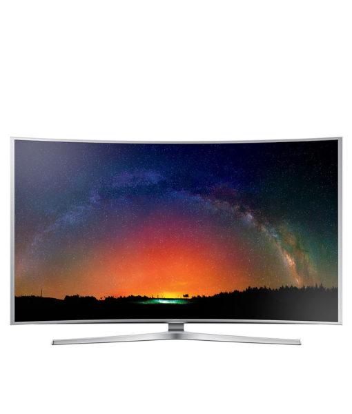 "Samsung 65"" 4K Ultra HD 3D Curved LED Tizen Smart TV UN65JS9000F, UN55JS9000F"