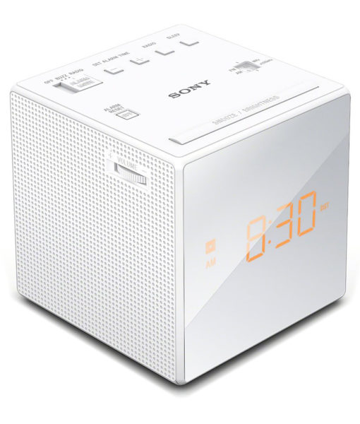 Sony Alarm Clock ICFC1 - White