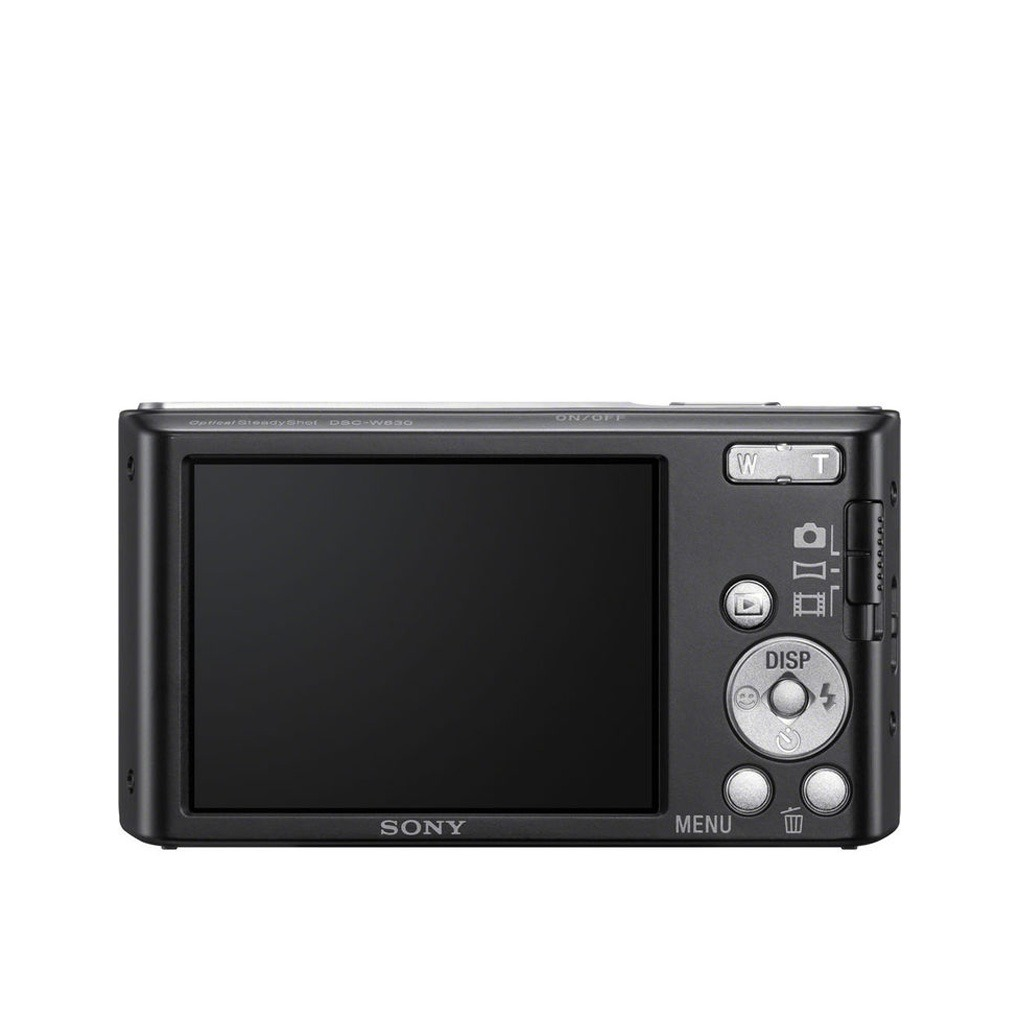 Sony Cyber-shot 20.1MP 8X Digital Camera DSCW830B – MTC ...
