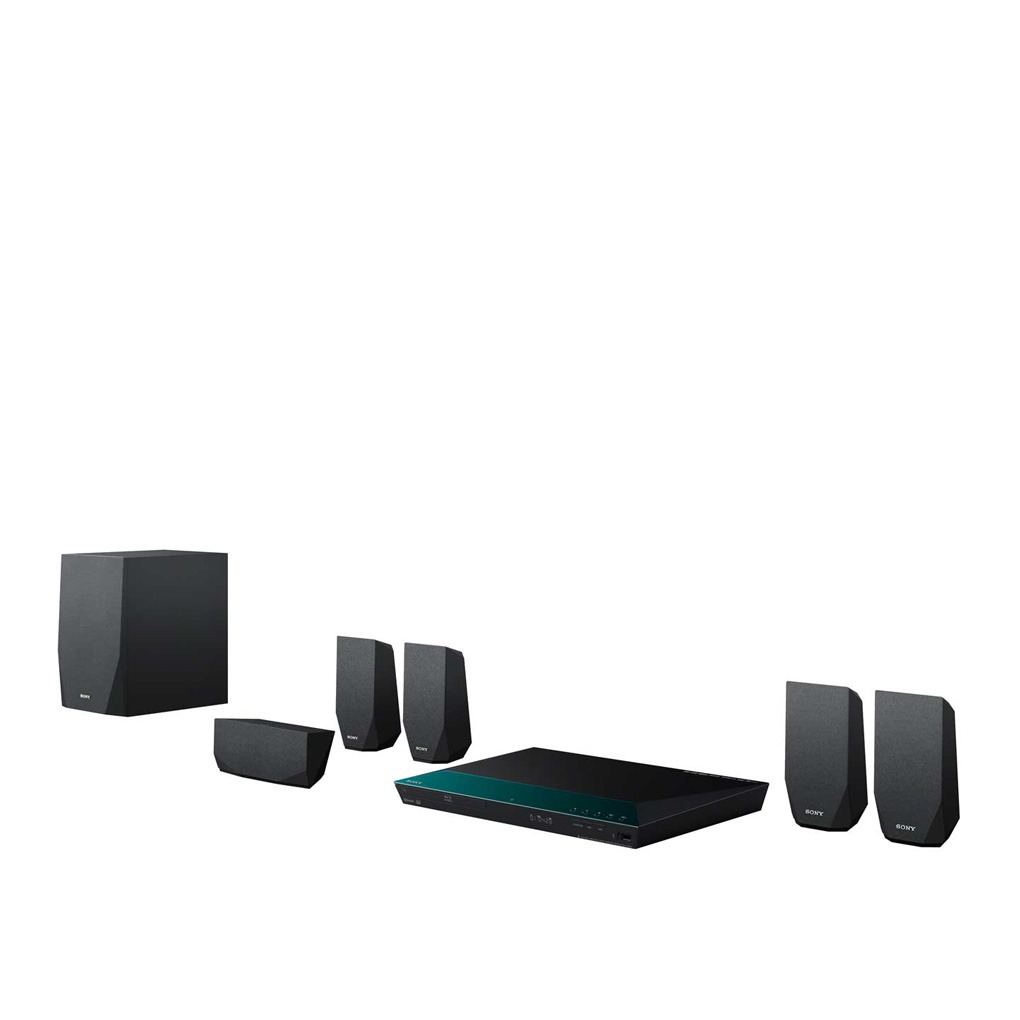 Sony Home Theater NFC Bluetooth WiFi BDVE2100