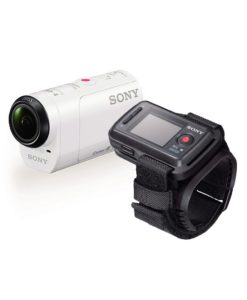 Sony Action Cam HDR-AZ1VR Waterproof HD Flash Memory Camcorder
