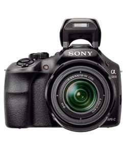 Sony Alpha a3000 Digital Camera with 18-55mm Lens ILCE3000KB