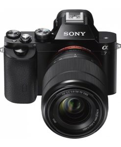 Sony Alpha a7 Mirrorless Digital Camera with FE 28-70mm f/3.5-5. ILCE7KB
