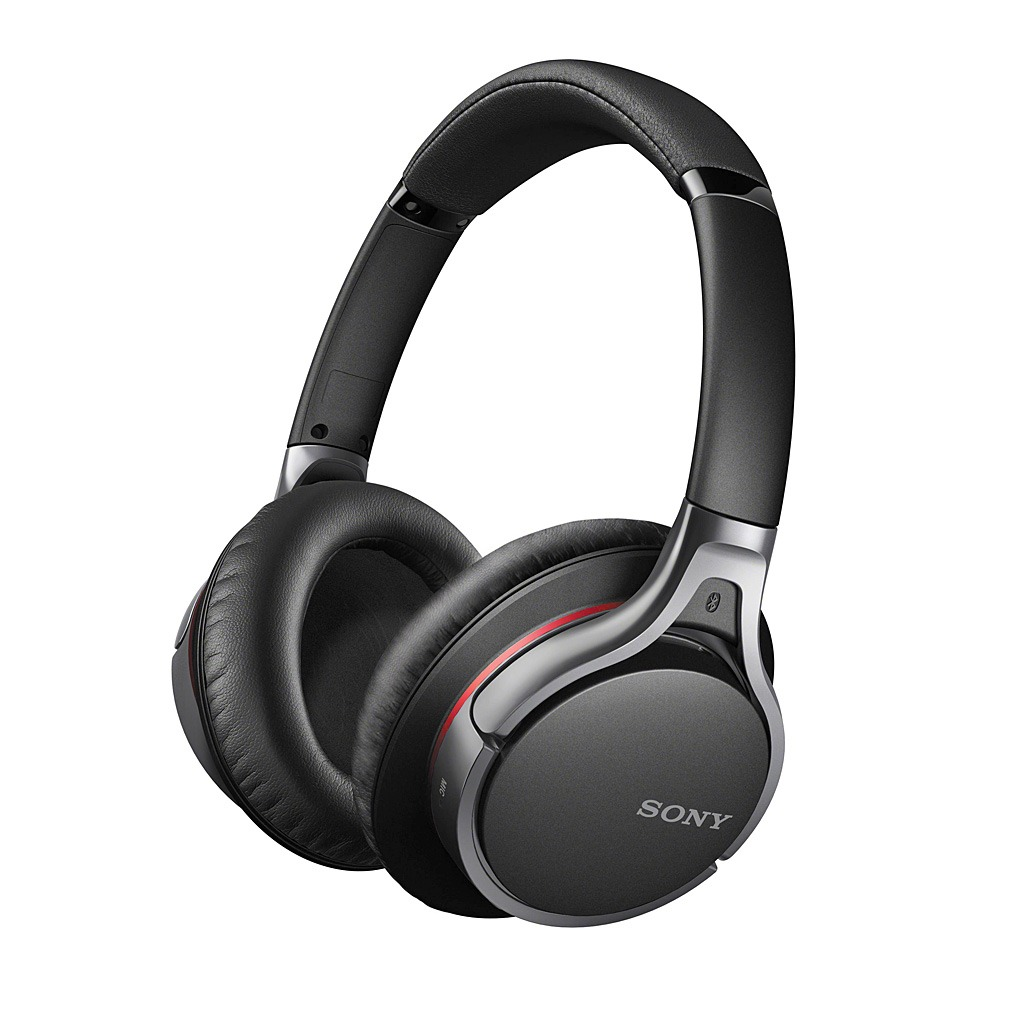 Sony Over-Ear Bluetooth Headphones MDR10RBT - Black