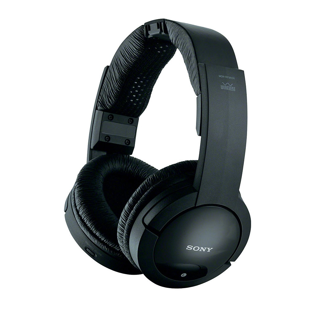 Sony RF Wireless Headphones MDRRF985RK