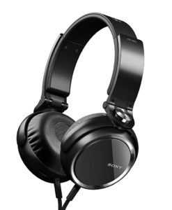Sony Over the Ear Headphones MDRXB600B