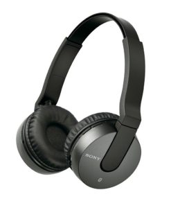 Sony Bluetooth and Noise Cancelling Over-Ear Headphone MDRZX550B