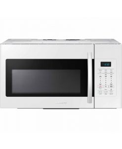 Samsung 1.7 Cu. Ft. Over-the-Range Microwave - White ME17H703S
