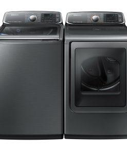 Samsung Washer & Electric Dryer Set WA56H9000AP/DV56H9000EP
