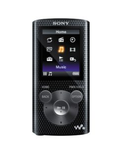 Sony 4Gb MP3 Player NWZE383B, NWZE384B