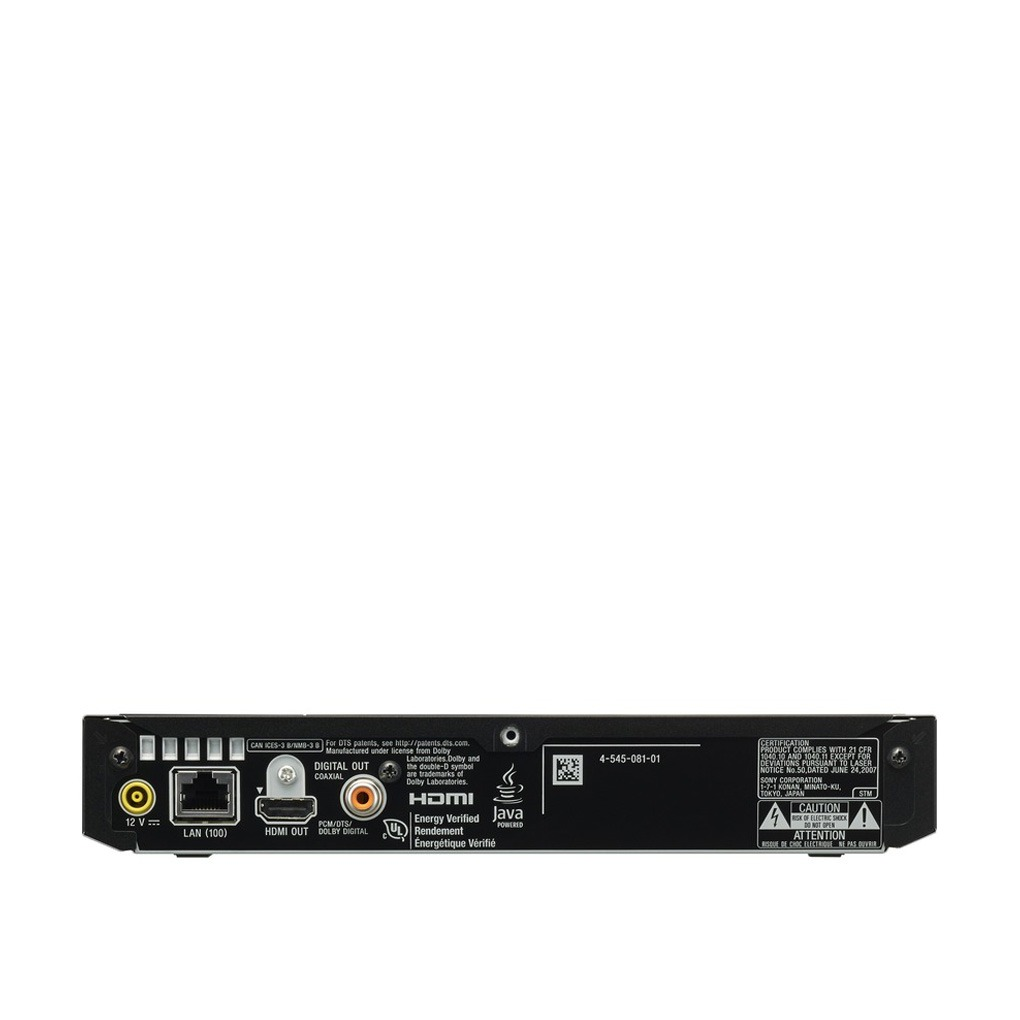 Sony Streaming Blu-ray Player BDPBX350