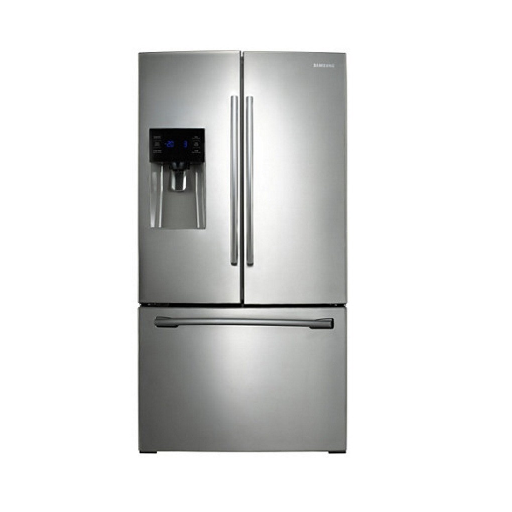 Samsung 25 6 Cu Ft Stainless Steel French Door